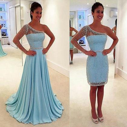 Evening Dresses 2016, Light Blue Ev..