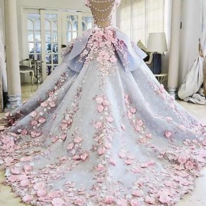 Princess Dresses,Ball Gown Prom Dre..