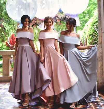 Bridesmaid Dresses for Weddings