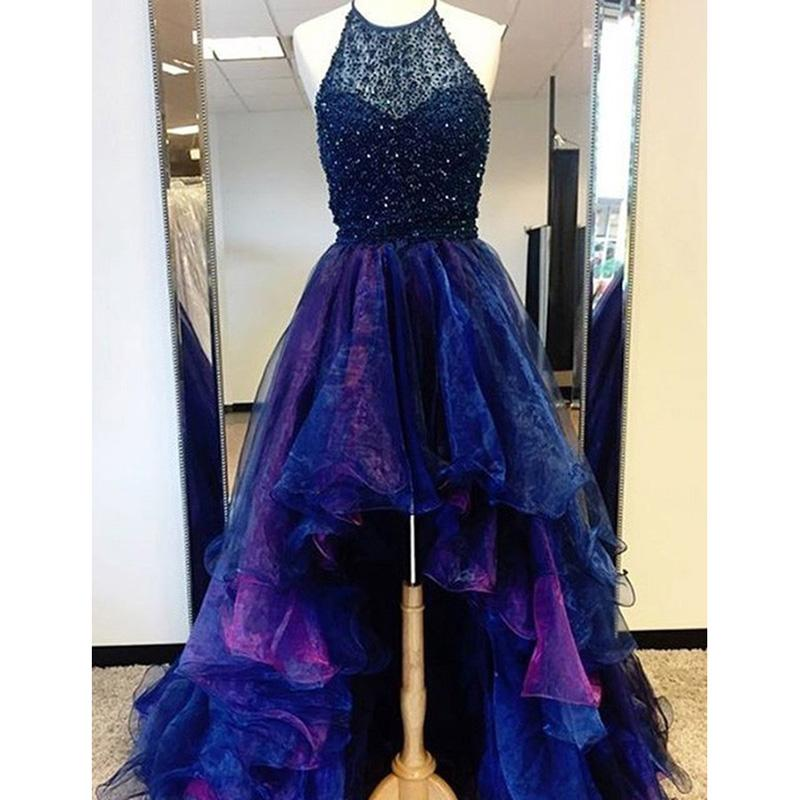 High Low Prom Dresses 2018