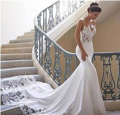 sexy wedding dresses 2018