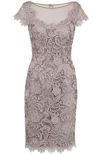 Lace Prom Dress,Bodycon Prom Dress, Charming Homecoming Dress,Fashion Prom Dress,Sexy Party Dress, 2017 New Evening Dress