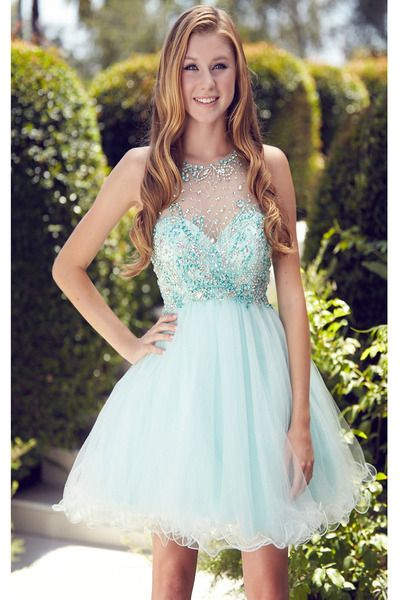 Charming Tulle Homecoming Dress,Beading Homecoming Dress,Short Prom Dress,H1767