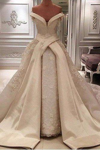 Long Floor Length ball gown quinceanera dresses Evening Dresses Glamorous Prom Dress champagne Graduaction Dresses,W2348